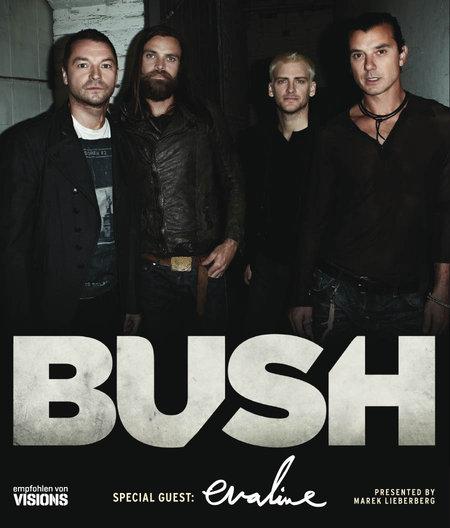 Bush: Live 2011