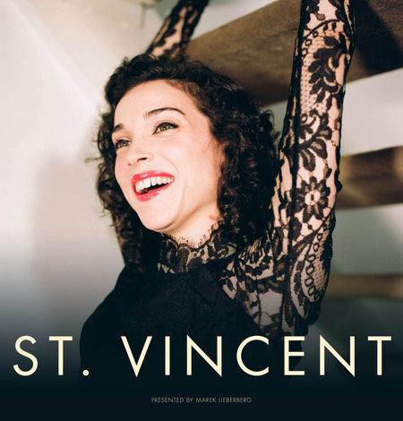 St. Vincent: Live 2011