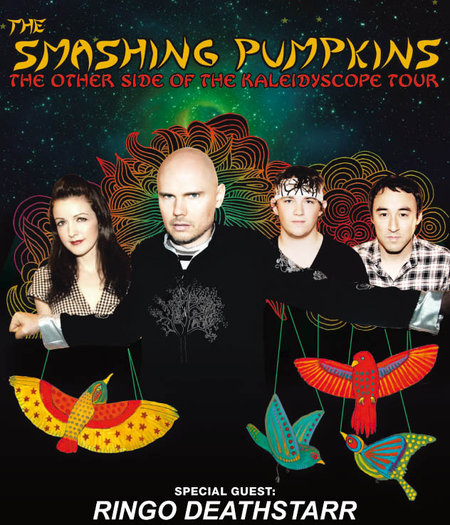 The Smashing Pumpkins: The Other Side Of The Kaleidyscope Tour 2011