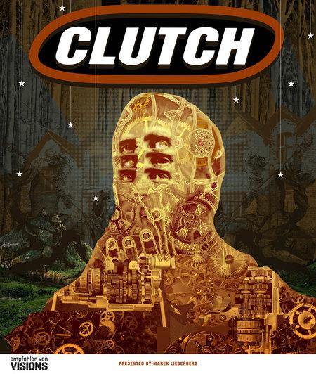 Clutch: Live 2011