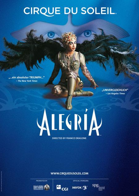 Alegria: von Cirque Du Soleil - 2012