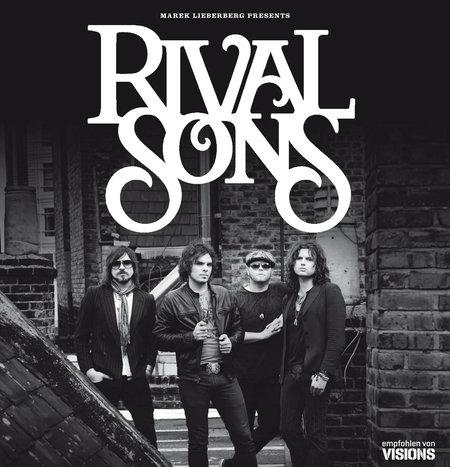 Rival Sons: Tour 2011