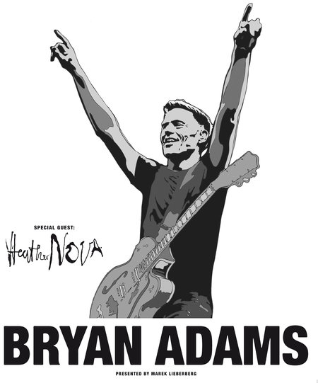 Bryan Adams: Tour 2012