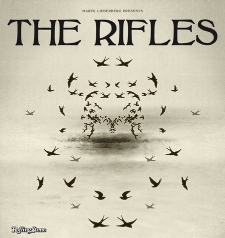 The Rifles: Tour 2012