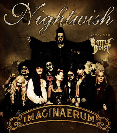 Nightwish: Imaginaerum World Tour 2012