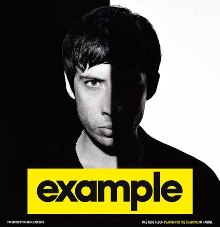 Example: Tour 2012