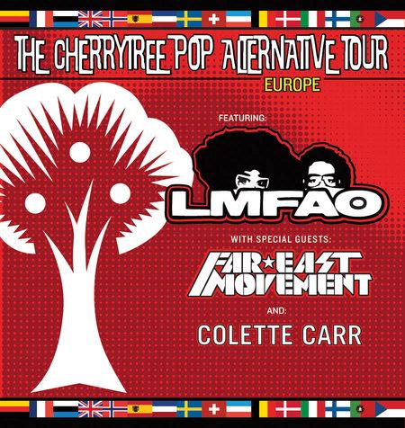 LMFAO: The Cherrytree Pop Alternative Tour