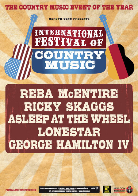 Int. Festival Of Country Music: The Country Music Event Of The Year