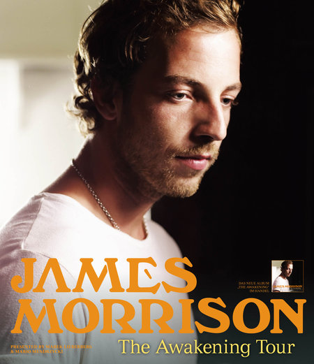 James Morrison: The Awakening Tour 2012