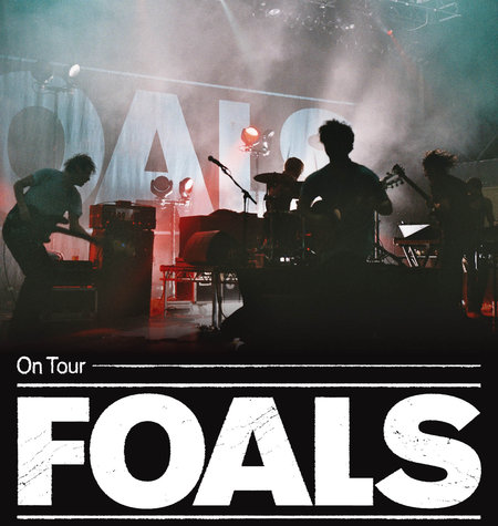 Foals: On Tour 2011