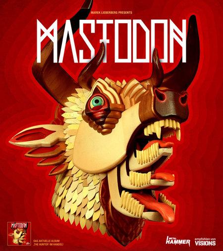 Mastodon: Tour 2012