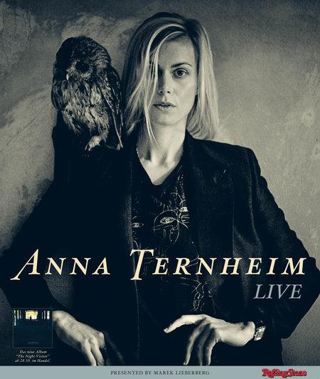 Anna Ternheim: Tour 2012