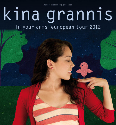 Kina Grannis: In Your Arms European Tour 2012