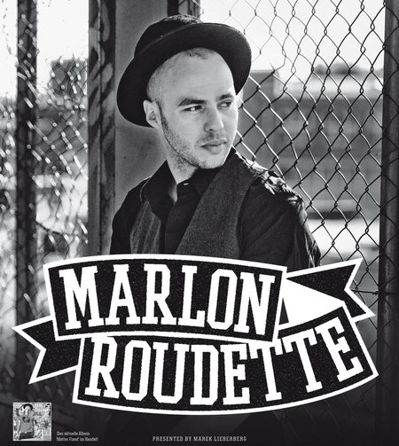 Marlon Roudette: Live 2011