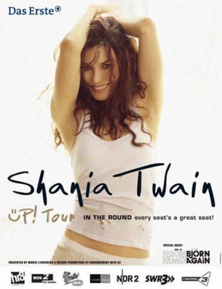 Shania Twain: UP! Tour 2004