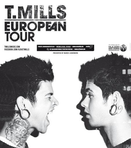 T. Mills: Live 2012