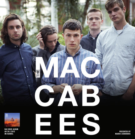 The Maccabees: Tour 2012