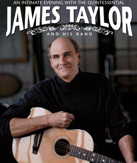 James Taylor: An Intimate Evening With The Quintessential - 2012
