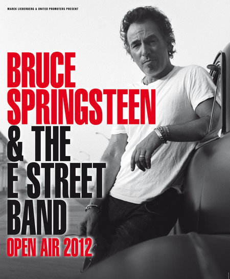 Bruce Springsteen: & The E Street Band - Open Air 2012