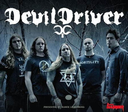 Devildriver: Live 2012