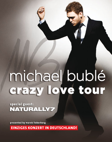 Michael Bublé: Crazy Love Tour 2012