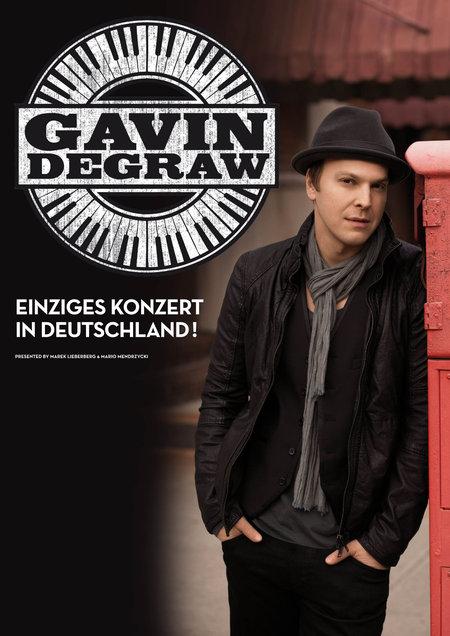 Gavin DeGraw: Live 2012