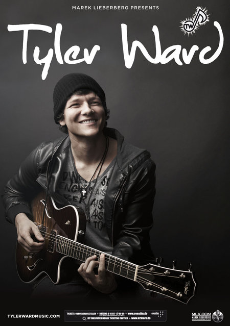 Tyler Ward: Tour 2012