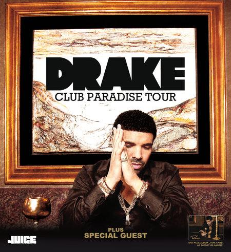 Drake: Club Paradise Tour 2012
