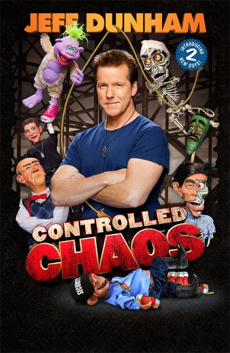 Jeff Dunham: Controlled Chaos - Tour 2012