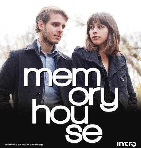 Memoryhouse: Live 2012