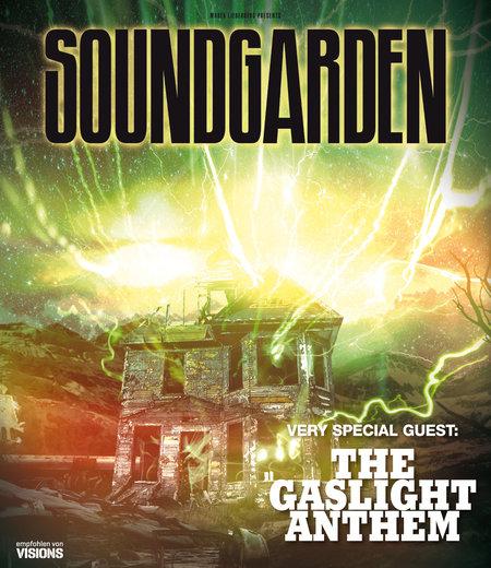Soundgarden: Live 2012