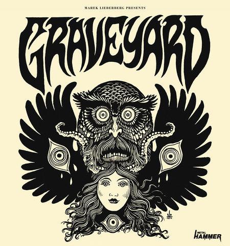Graveyard: Tour 2012