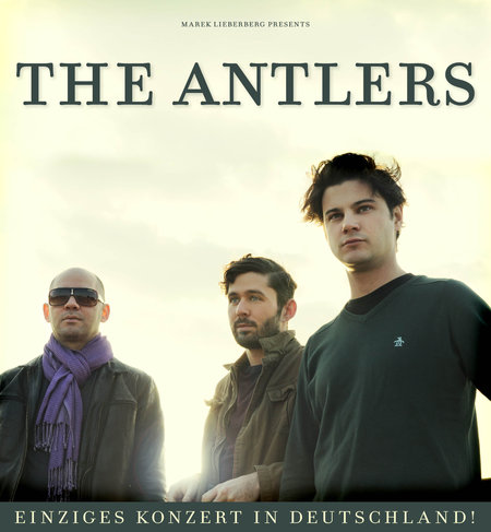 The Antlers: Live 2012