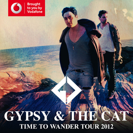 Gypsy & The Cat: Time To Wander Tour 2012