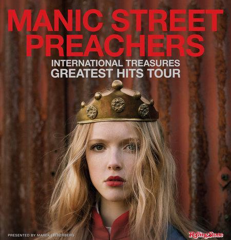Manic Street Preachers: Greatest Hits Tour 2012