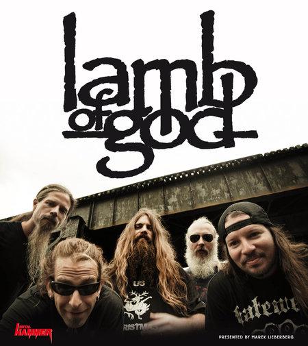 Lamb Of God: Live 2012