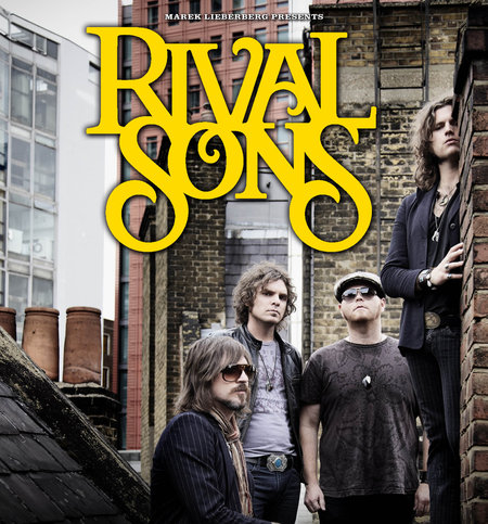 Rival Sons: Live 2012