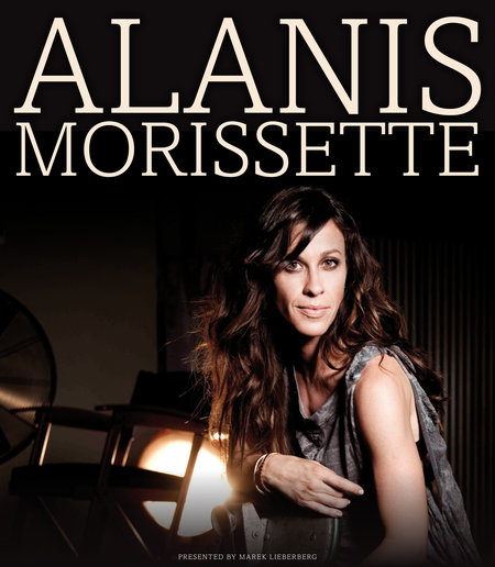 Alanis Morissette: An Evening with - Live 2012