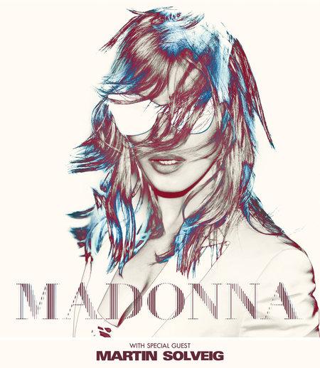 Madonna: The MDNA Tour - 2012