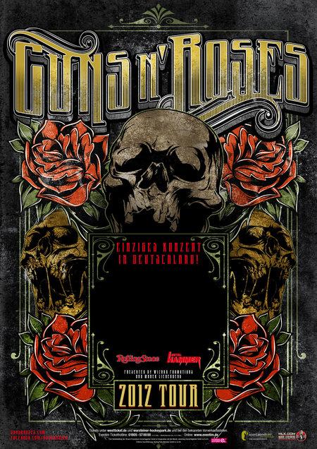 Guns N' Roses: Live 2012