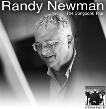 Randy Newman: The Songbook Tour
