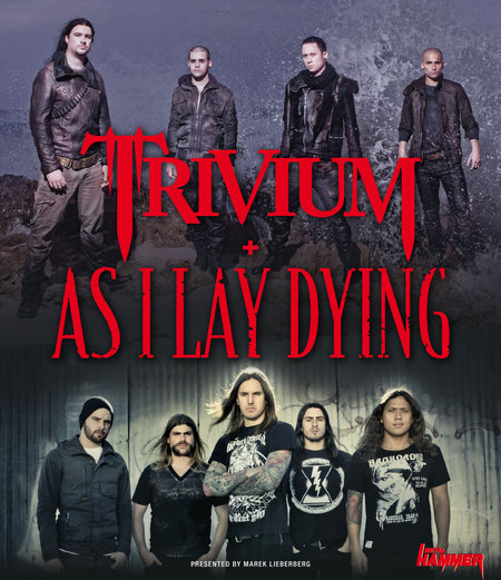 Trivium & As I Lay Dying: Live 2012
