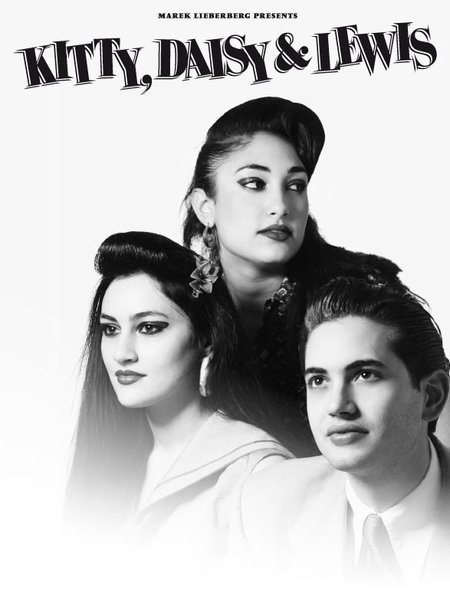 Kitty, Daisy & Lewis: Live 2012