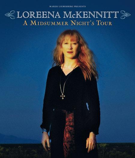 Loreena McKennitt: A Midsummer Night's Tour 2012