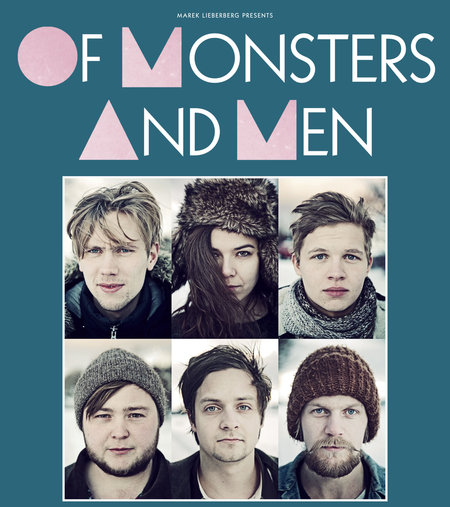 Of Monsters And Men: Live 2012