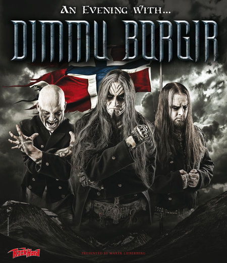 Dimmu Borgir: An Evening With - 2012