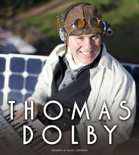 Thomas Dolby: Live 2012