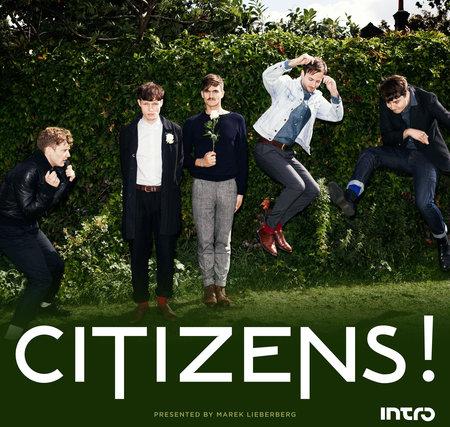 Citizens!: Live 2012