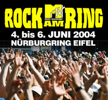 Rock am Ring: Rock-am-Ring 2004