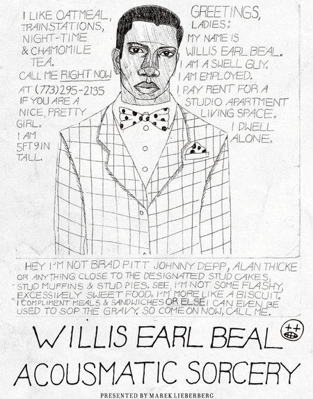 Willis Earl Beal: Live 2012